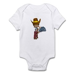 Cowgirl Kit Infant Bodysuit