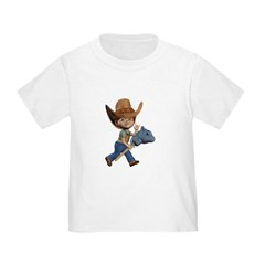 Cowboy Kevin Toddler T-Shirt
