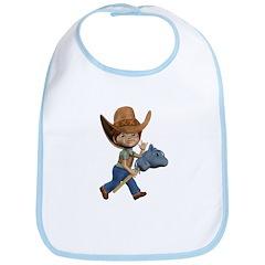 Cowboy Kevin Bib