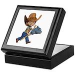 Cowboy Kevin Keepsake Box