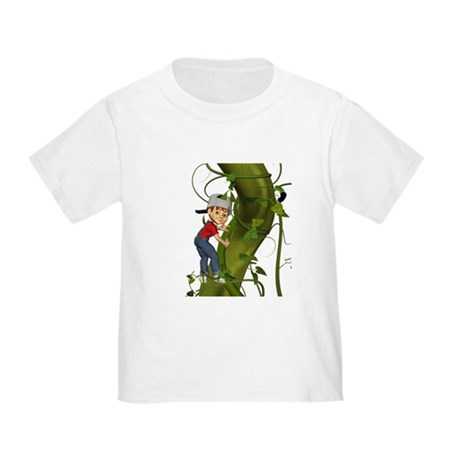 Jack 'N The Beanstalk Toddler T-Shirt