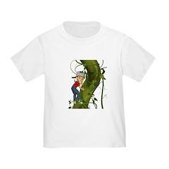 Jack 'N The Beanstalk Toddler T-Shirt