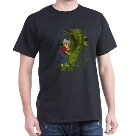 Jack 'N The Beanstalk Dark T-Shirt