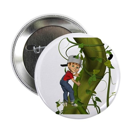 "Jack 'N The Beanstalk 2.25"" Button"