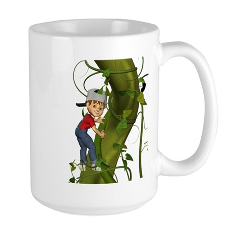 Jack 'N The Beanstalk Large Mug