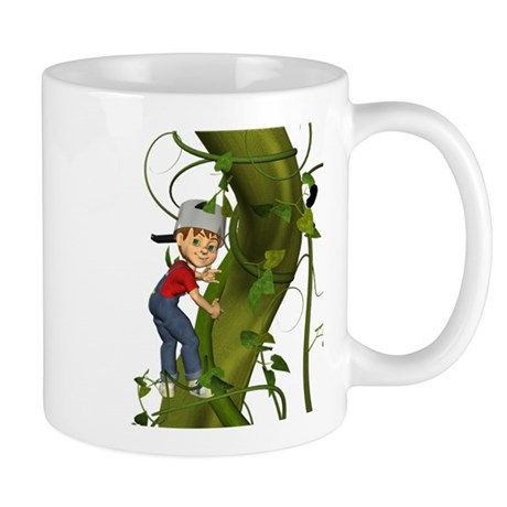 Jack 'N The Beanstalk Mug