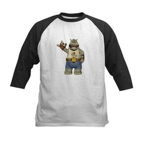 Heath Hippo Kids Baseball Jersey