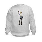 Hay Billy Kids Sweatshirt