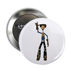 "Hay Billy 2.25"" Button"