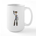 Hay Billy Large Mug