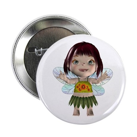 Blossom 2.25&quot; Button