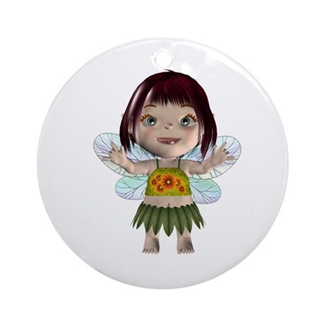 Blossom Ornament (Round)