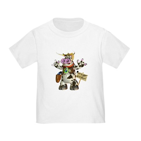 Billy Bull Toddler T-Shirt