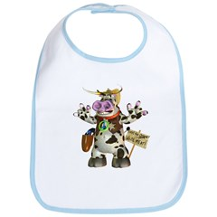 Billy Bull Bib