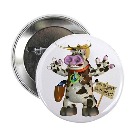"Billy Bull 2.25"" Button"