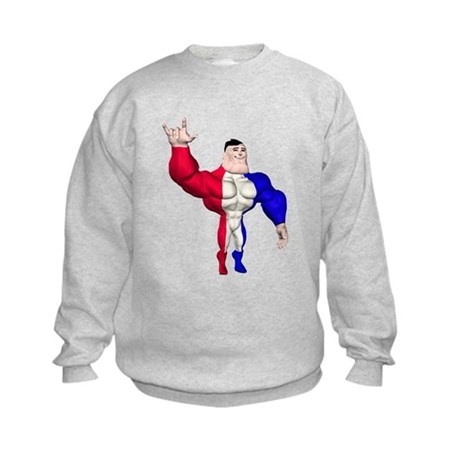 Alpha Man Kids Sweatshirt