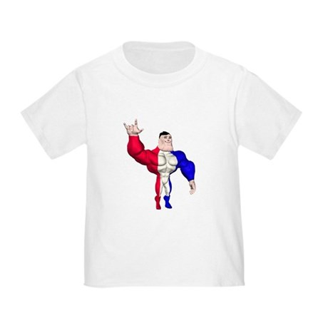 Alpha Man Toddler T-Shirt