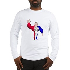 Alpha Man Long Sleeve T-Shirt