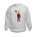 Barney Kids Sweatshirt
