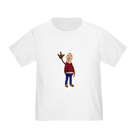 Barney Toddler T-Shirt