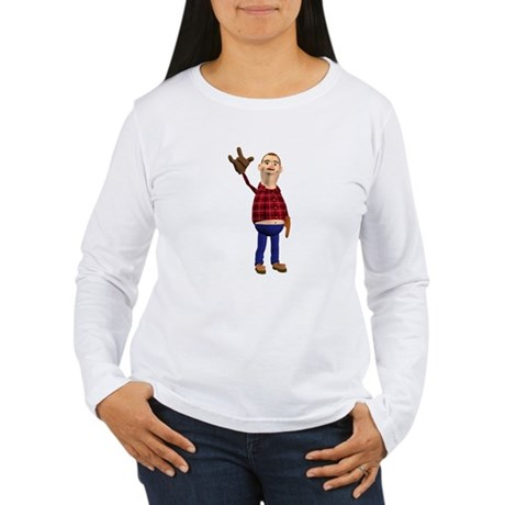 Barney Women's Long Sleeve T-Shirt