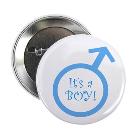 "It's A Boy! 2.25"" Button (100 pack)"