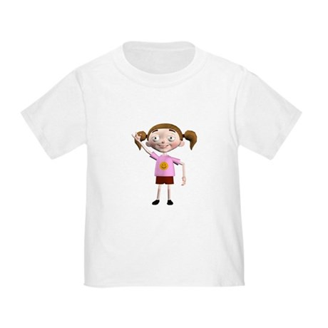 Dee Dee Toddler T-Shirt