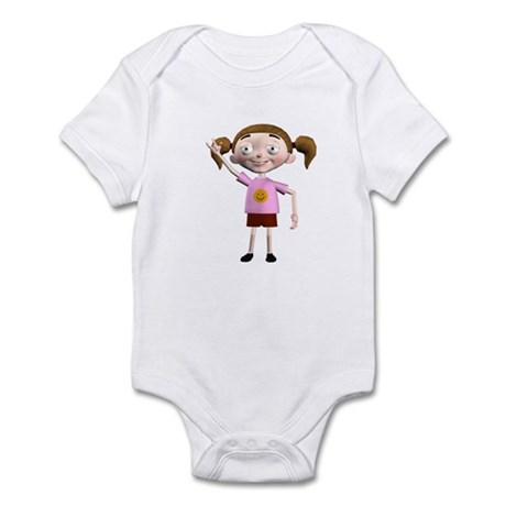 Dee Dee Infant Bodysuit