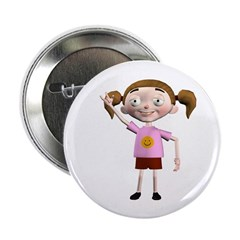 Dee Dee 2.25&quot; Button