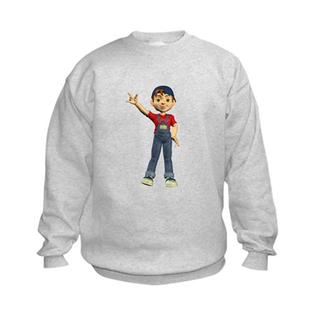 Dennis Kids Sweatshirt