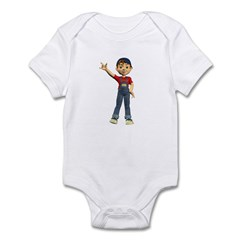 Dennis Infant Bodysuit