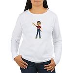 Dennis Women's Long Sleeve T-Shirt