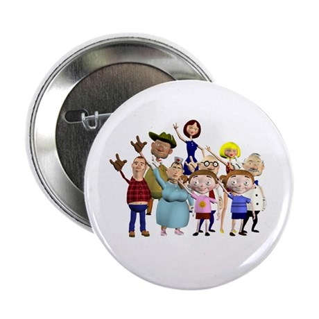 "Family Portrait 2.25"" Button"