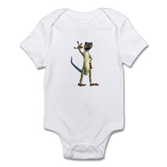 Mr. Gecko Infant Bodysuit