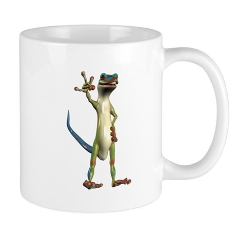 Mr. Gecko Mug