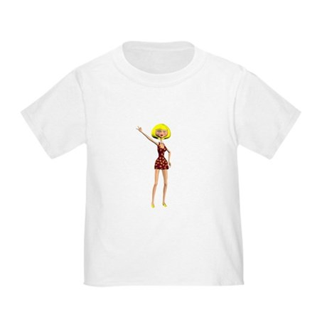 Ginger Toddler T-Shirt