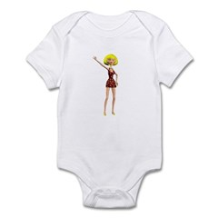 Ginger Infant Bodysuit