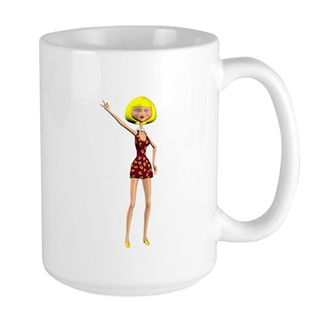 Ginger Large Mug