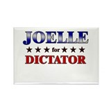 JOELLE for dictator Rectangle Magnet