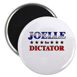 "JOELLE for dictator 2.25"" Magnet (10 pack)"
