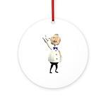 Gramps Ornament (Round)