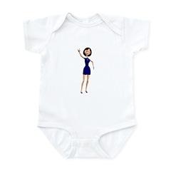 Minnie Infant Bodysuit