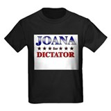 JOANA for dictator T