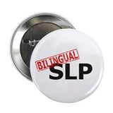 "Bilingual Speech Therapist 2.25"" Button"