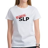 Bilingual Speech Therapist Tee