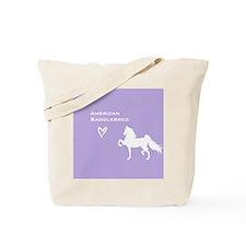 American Saddlebred Tote Bag