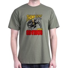 Flying Captain Obvious T-Shirt