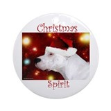 Dogo Spirit Ornament (Round)