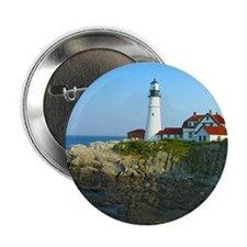"Portland Head Light 2.25"" Button (100 pack)"