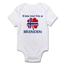 Brenden Family Onesie
